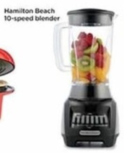 Hamilton Beach 10 Speed Blender (After Rebate)