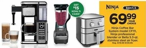 Ninja Professional Blender with $15 Kohl's Cash