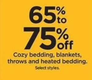 Cozy Bedding, Blankets, Throws, and Heated Bedding