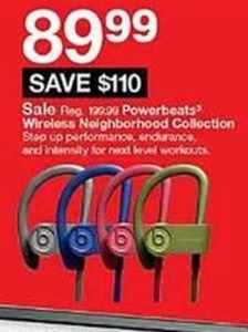 Powerbeats Wireless Neighborhood Collection