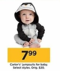 Baby Carter's Jumpsuits