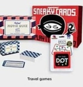 DOT Travel Games