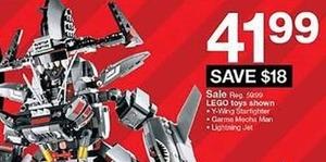 Lego Garma Mocha Man