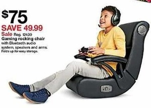 Gaming Rocking Chair