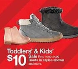 Toddlers' & Kids' Boots