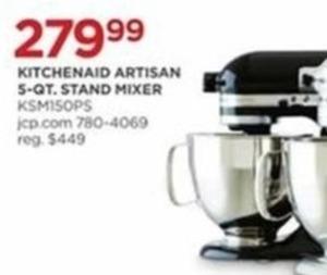 Kitchenaid Artisan S Qt.Stand Mixer