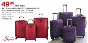 Skyway Chesapeake 3.0 Hardside Luggage Collection