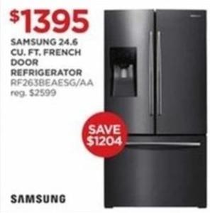 Samsung 24.6 Cu. Ft. French Door Refrigerator