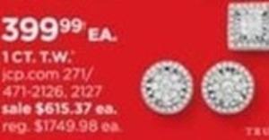 1 Ct T.W. Jewelry