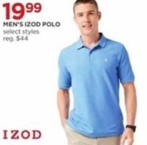 Men's Izod Polo