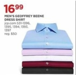 Men's Geoffrey Beene Dress Shirt