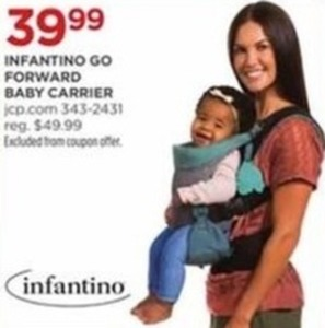 Infantino Go Forward Baby Carrier