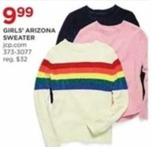 Girls' Arizona Sweater