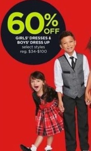 Girls' Dresses & Boys' Dress Up