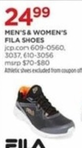 Men's & Women's Fila Shoes