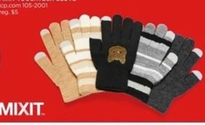 Mixit Touchtech Glove