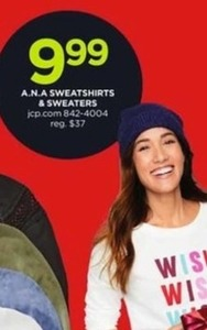 A.N.A. Sweatshirts and Sweaters