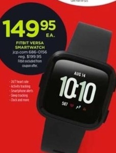 Fibit Versa Smartwatch