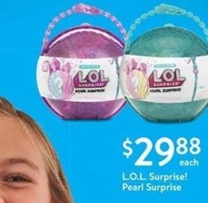 L.O.L Surprise Pearl Surprise