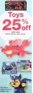 Toys w/Card
