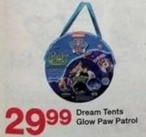 Dream Tents Glow Paw Patrol