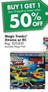 Magic Tracks Xtreme or RC
