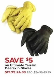 Ultimate Deerskin Gloves