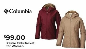 Columbia Rainie Falls Jacket for Women