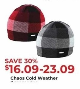Chaos Cold Weather Accessories