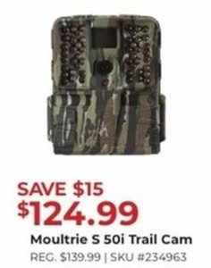 Moultrie S 50i Trail Cam