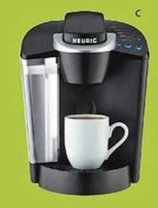 Keurig K-Classic K50 Single-Serve Coffee Maker