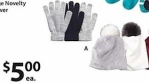 Rampage Hat or Glove Set 3pk.