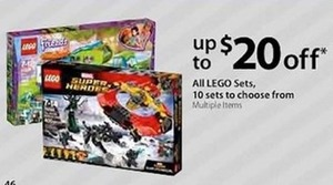 All Lego Sets