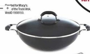 Tools of the Trade 7.5 Qt. Covered Wok After Rebate