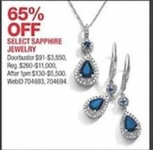 Select Sapphire Jewelry