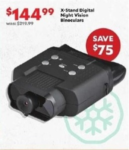 X-Stand Digital Night Vision Binoculars