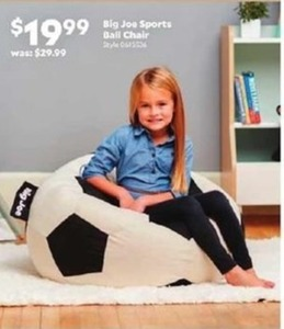 Big Joe Sports Ball Chair