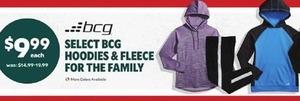 Hoodies & Fleece For The Family