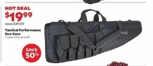 Tactical Performance Gun Case