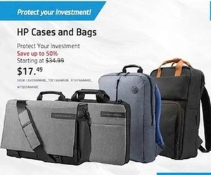 HP Cases and Bags