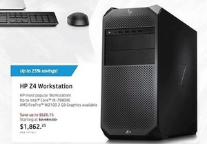 HP Z4 Workstation