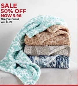 Sherpa Throws