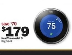 Nest Thermostat 3