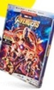 Avengers (Blu-Ray + Digital)