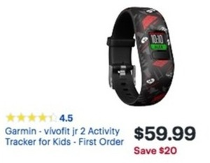 Garmin Vivofit Jr 2 Activity Tracker