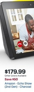 Amazon Echo Show 2nd Gen.