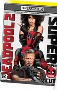 Deadpool 2 4K Ultra DVD