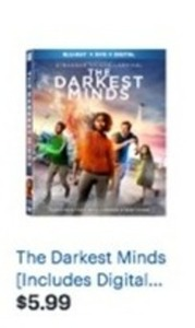 The Darkest Minds Blu-Ray