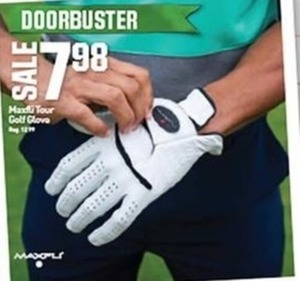 Maxflex Tour Golf Glove