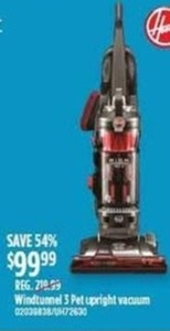 Windtunnel 3 Pet Upright Vacuum